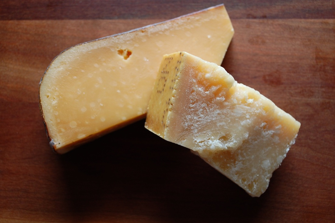 Gouda and Parm