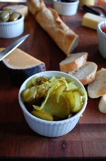 Kaitie's Bread and Butter Pickles